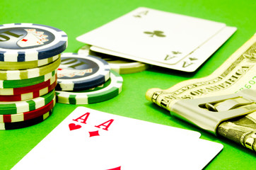 Poker - best game for hazardous people and risks lover