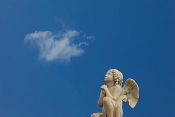 prière de l'ange au nuage