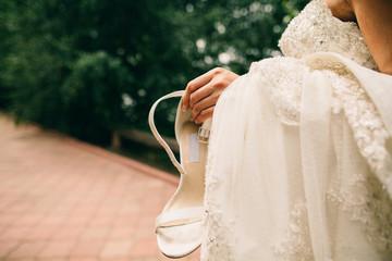 fancy wedding shoes
