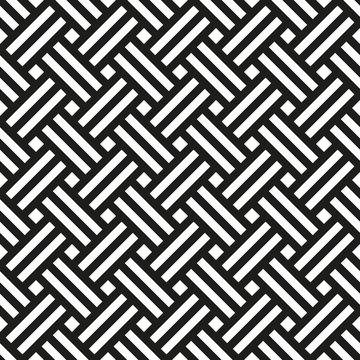 Background braided Japanese tatami mat
