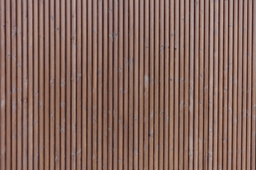 Brown tiled wooden wall