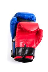 Fototapeta Boxing gloves close up photo obraz