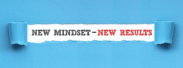 New Mindset - New Result
