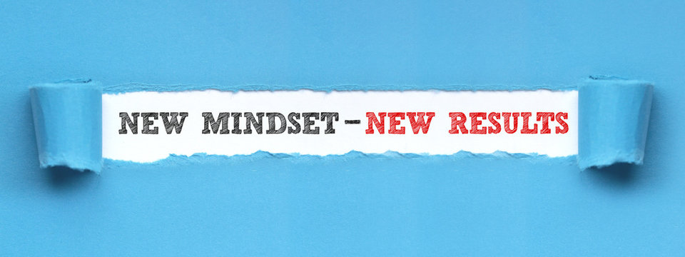 New Mindset - New Result