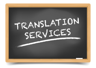 Blackboard Translation Service