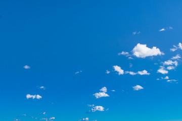 青空の背景画像