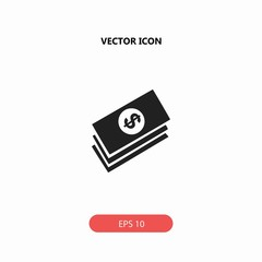money vector icon