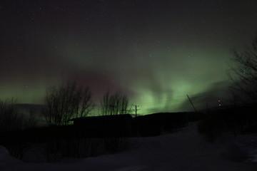 Northern Lights Aurora Borealis Finland Norway