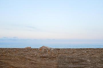 Seascape, Terres de l'Ebre, Catalonia, Spain