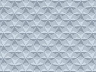 Hexagon pattern 3D rendering