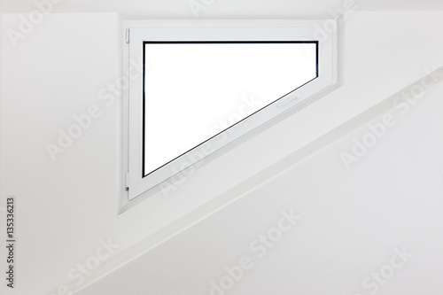 dreiecksfenster stockfotos und lizenzfreie bilder auf bild 135336213. Black Bedroom Furniture Sets. Home Design Ideas