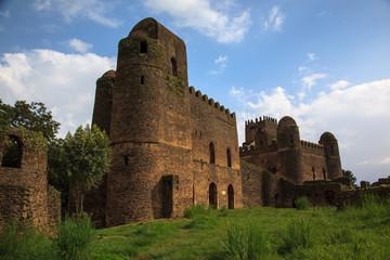 Castles of Gondar, Ethiopia