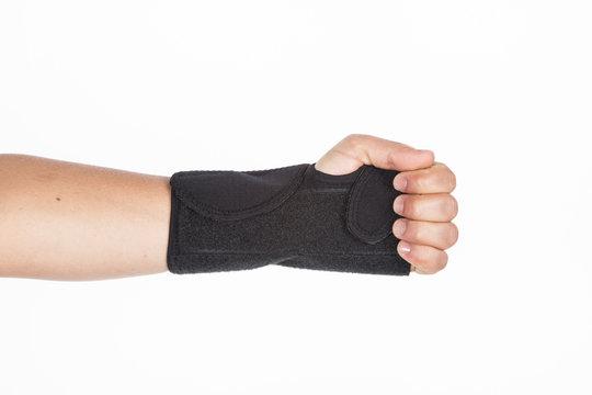 supportive orthopedic wrist