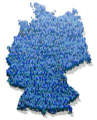 Allemagne - Population et immigration