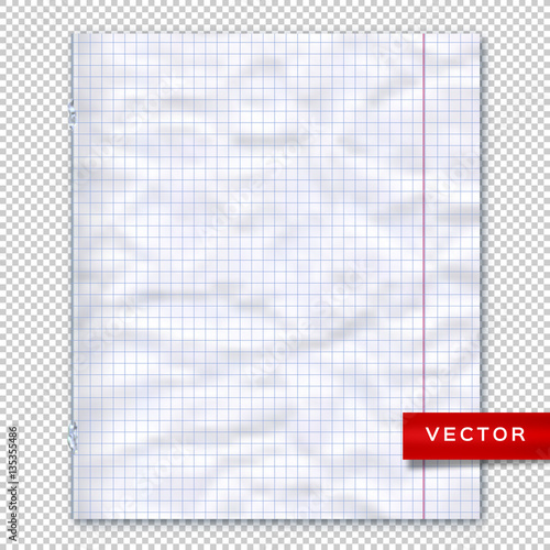 Lined Notebook Paper Template. Lined Writing Paper Templates