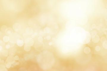 Obraz gold  background with bokeh - fototapety do salonu