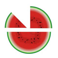 Melon Segments