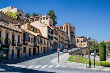 Spanien, Segovia
