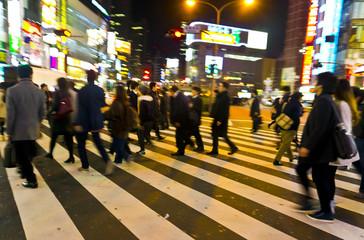 Steetlife in Tokyo