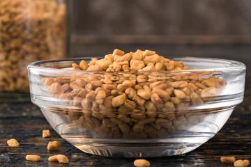 Fenugreek in an ingredient bowl