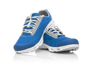 Unbranded modern sneakers.