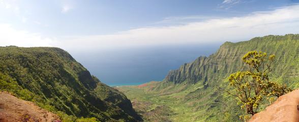 Kauai NaPali Overlook