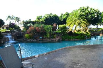 Hawaii, Kauai resort near Poipu