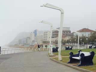Pesaro - lungomare di levante