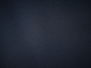 Empty navy blue cotton  textile for background