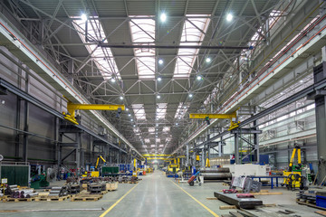 the interior metal manufacturing