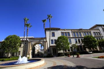 Los Angeles, studio de cinema