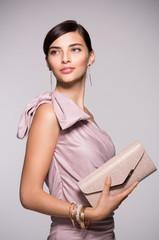 Elegant and fashion woman