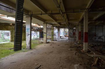 usine désaffectée