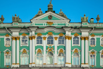 Зимний дворец. Музей Государственный Эрмитаж.