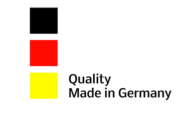 Quality Made in Germany Symbol