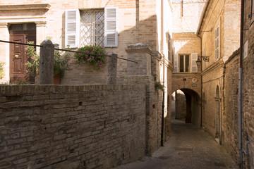 Monterubbiano, Fermo, Marche, Italia