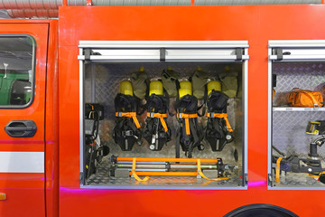 Fire Engine Tools