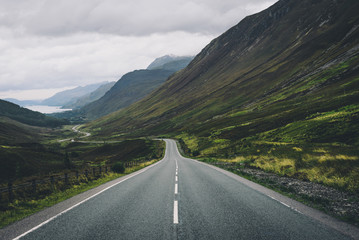 Time for a roadtrip through the Scottish Highlands.