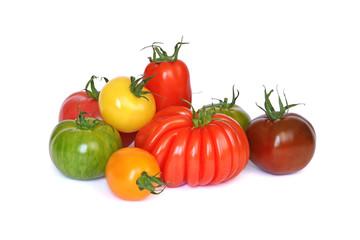Tomates variétés anciennes