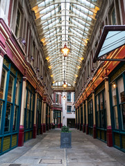 London - Leadenhall Market