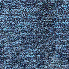 Seamless floor covering pattern. Repeating texture of Blue carpet