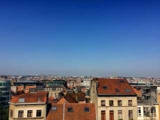 Rooftops of the city
