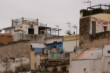 Über den Dächern Palmas