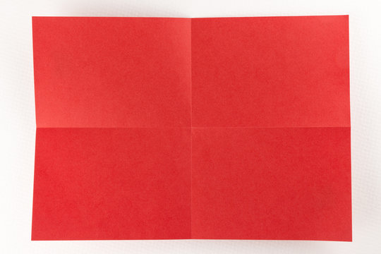 2 by 2 red page