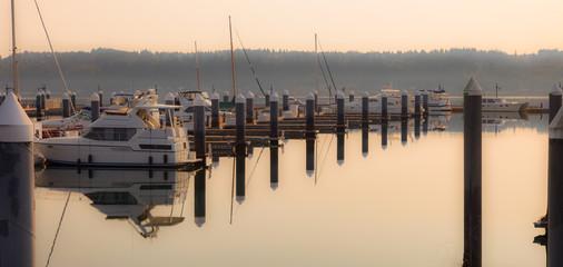 bremerton harbor at sunset
