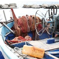 Barca pescatori