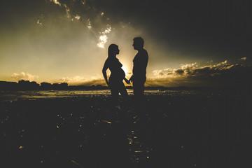love at dusk