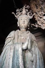 Shuanglin Temple, Pingyao China