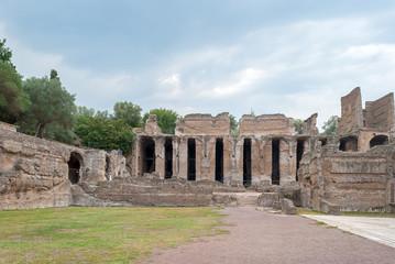 Laghetto di Villa Adriana, Tivoli