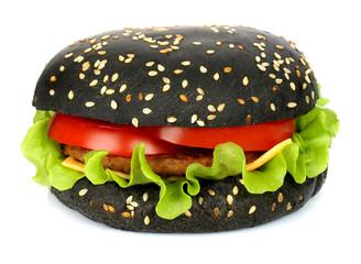 Search Photos Black Hamburger - Black hamburger